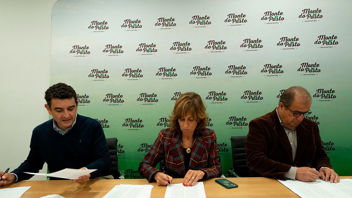 Monte do Pasto firms partnership with Innoliva for 1000 ha of sustainable agriculture